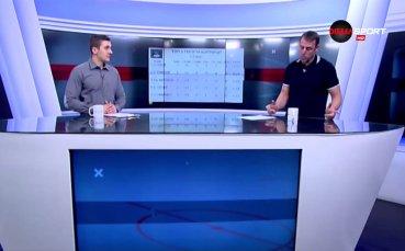 Лъчезар Котев е без конкуренция при халфовете в 13-ия кръг на efbet Лига