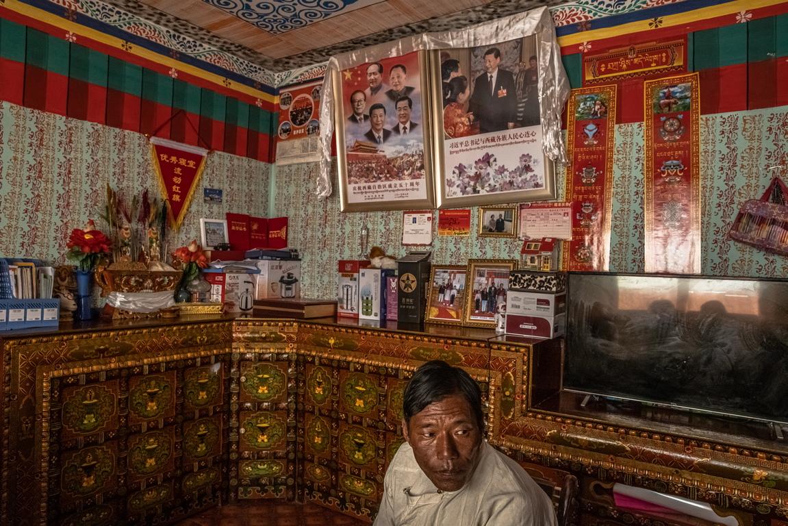 <p>През последните години централното правителство направи огромни инвестиции в Тибет, както в инфраструктура, така и в програми за намаляване на бедността.</p>