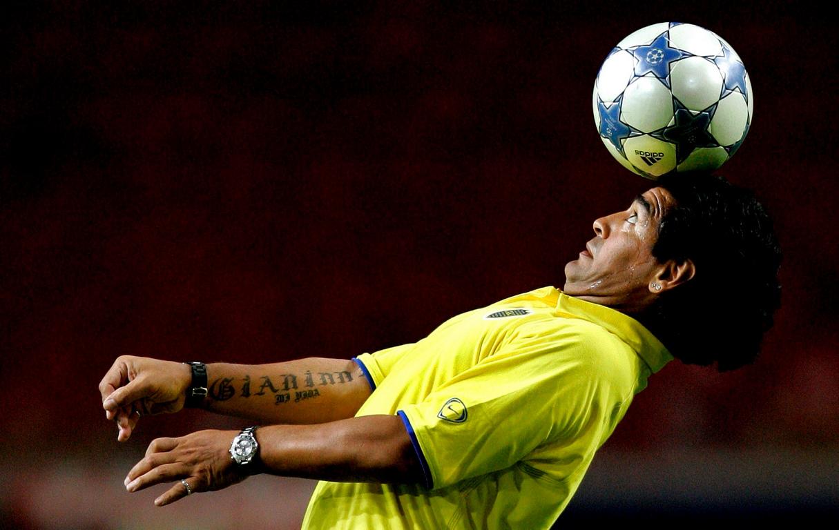 <p>Именно това се оказва и последният мач на Марадона за националния отбор.</p>