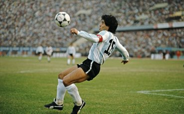 Футболът почерня: Светът скърби за Дон Диего