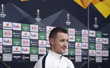 Генчев разкри какво ще иска от играчите срещу Тотнъм