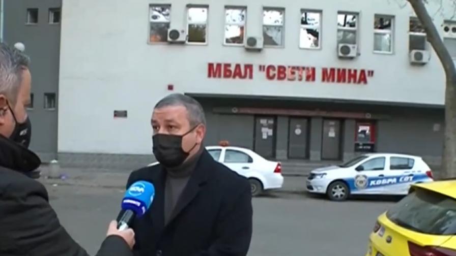 Защо ковид - болницата в Пловдив е пред провал