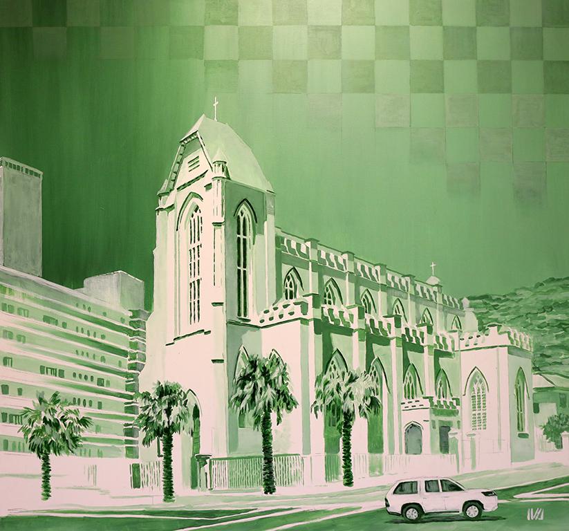 <p>Иванна Шмелева, &bdquo;Катедрала &quot;Света Мария&quot; в Кейптаун, Южна Африка&rdquo;</p>
