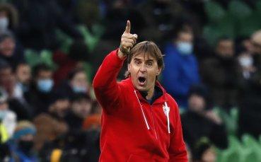 Лопетеги изкарва Севиля с пълна огнева мощ за Челси
