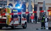 Кола връхлетя пешеходци в Германия, има жертви, сред тях и бебе