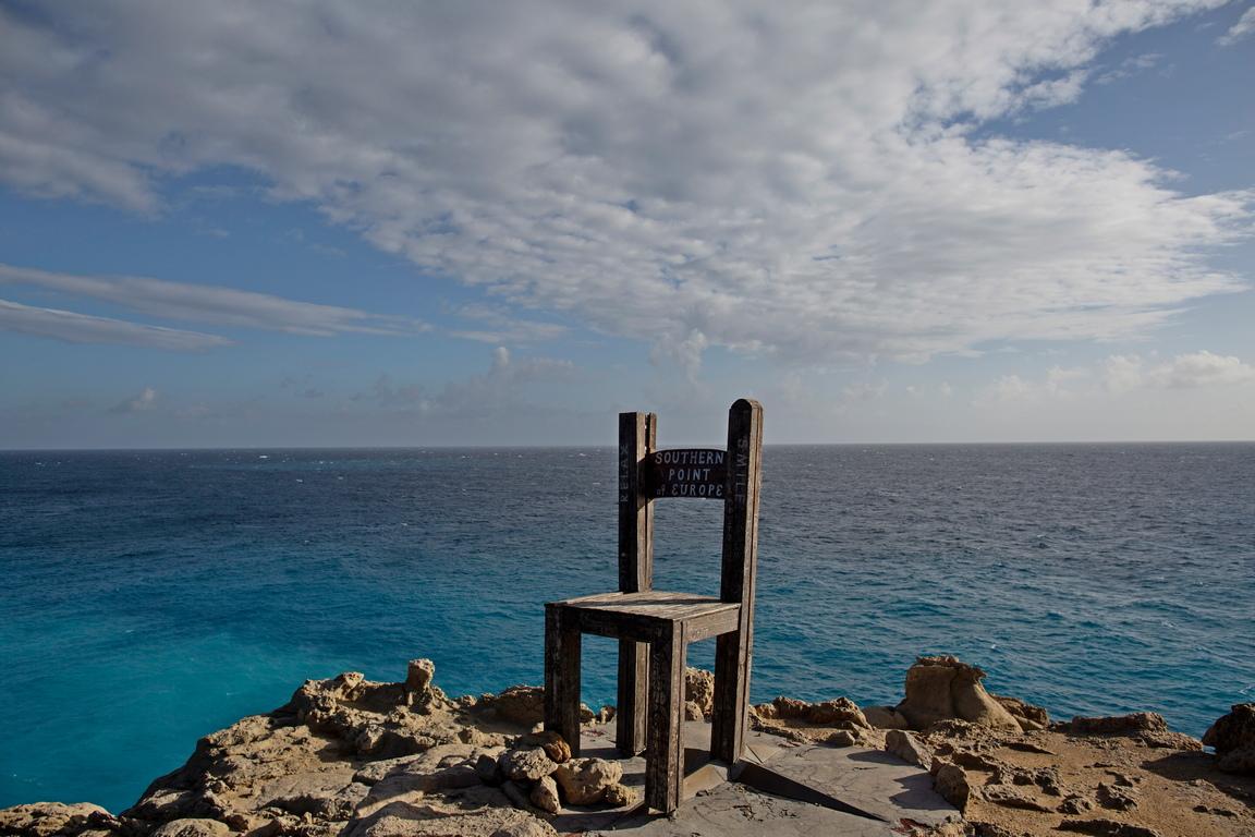 <p>Гавдос е най-южният гръцки остров, разположен на юг от много по-големия си съсед Крит</p>