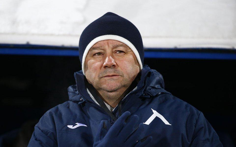 Новият треньор на Левски - Славиша Стоянович, поиска от ръководството
