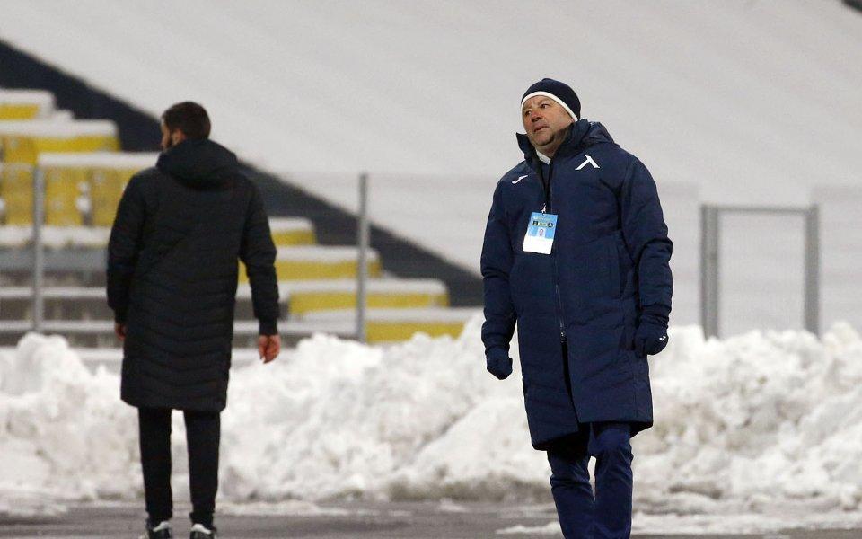 Новият треньор на Левски, Славиша Стоянович, сподели, че самият той