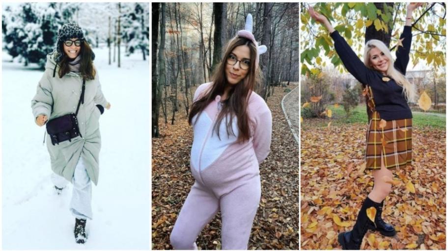 Красиви и много бременни: ето кои са известните българки, които скоро ще станат мами