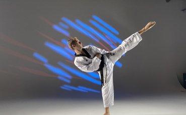 Аз тренирам таекуондо -  онлайн видео уроци и онлайн таекуондо състезание с награден фонд