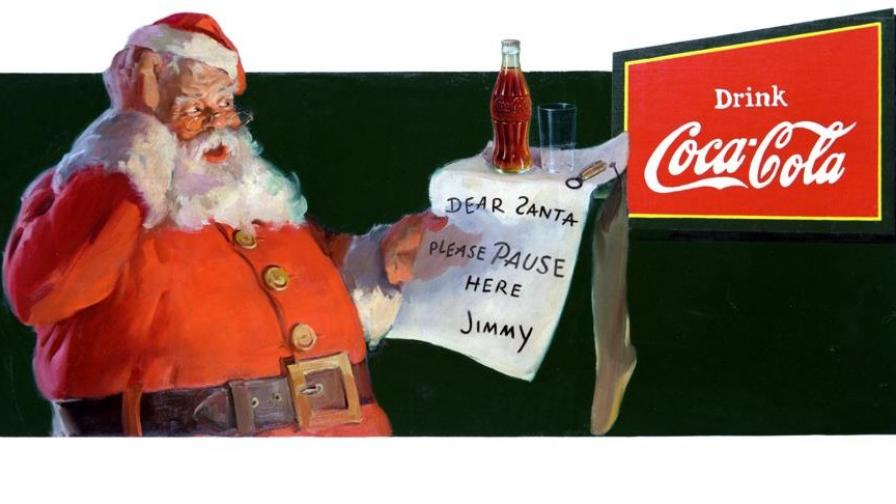 100 години коледна магия с Кока-Кола