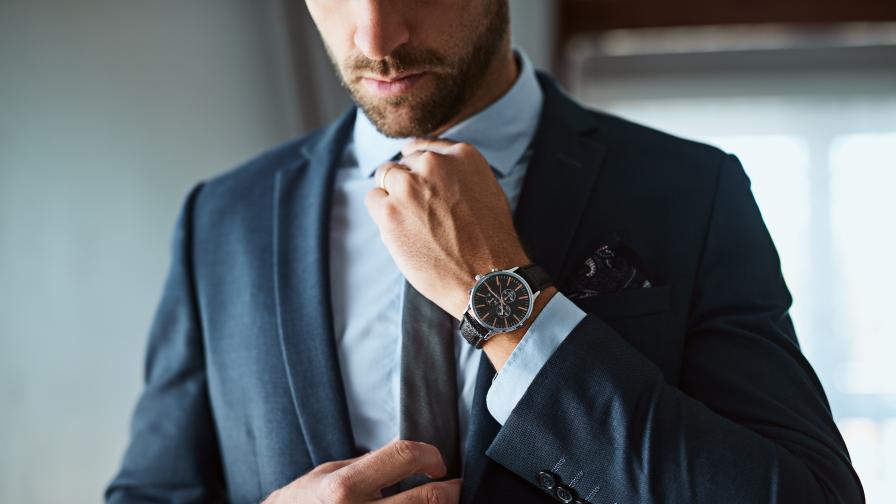 Как да носим правилно вратовръзка