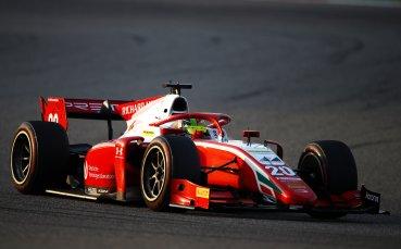Шумахер-младши предизвика катастрофа в Бахрейн