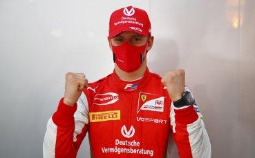 Мик Шумахер доволен от първите си месеци във Формула 1
