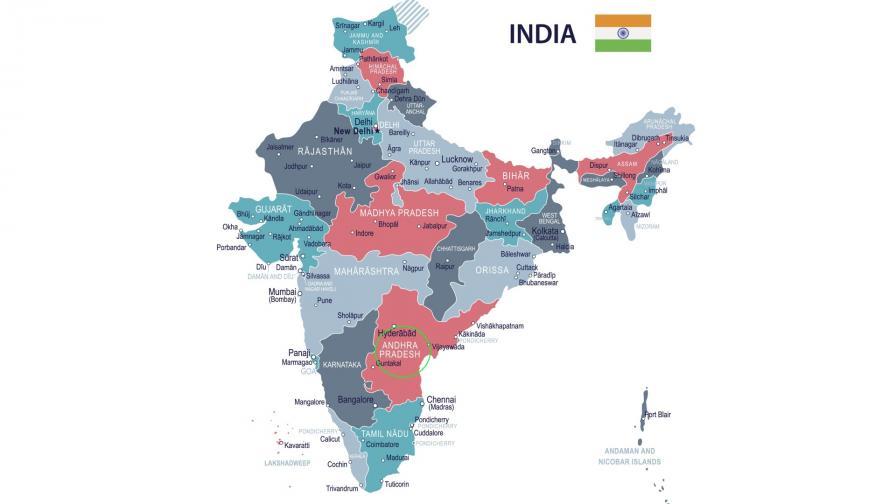 Колко е страшно наистина в Индия