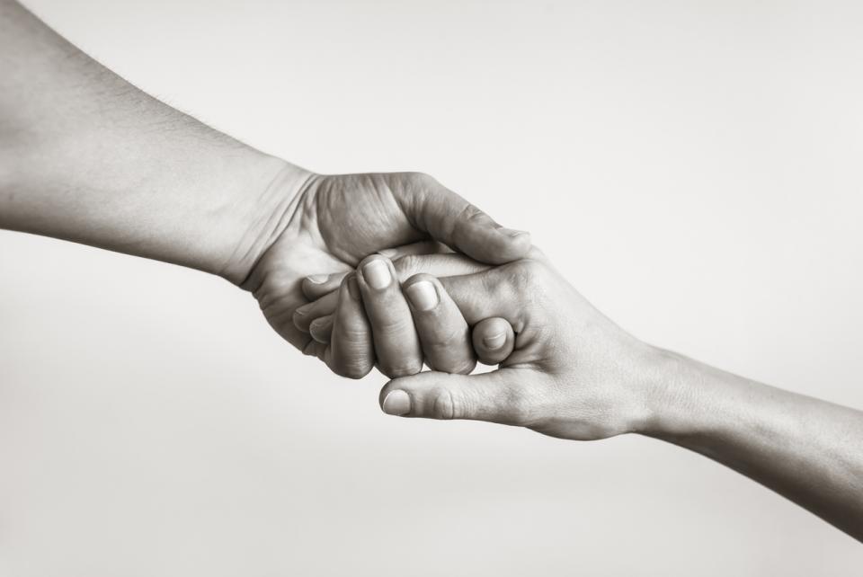 ръце любов обич грижа