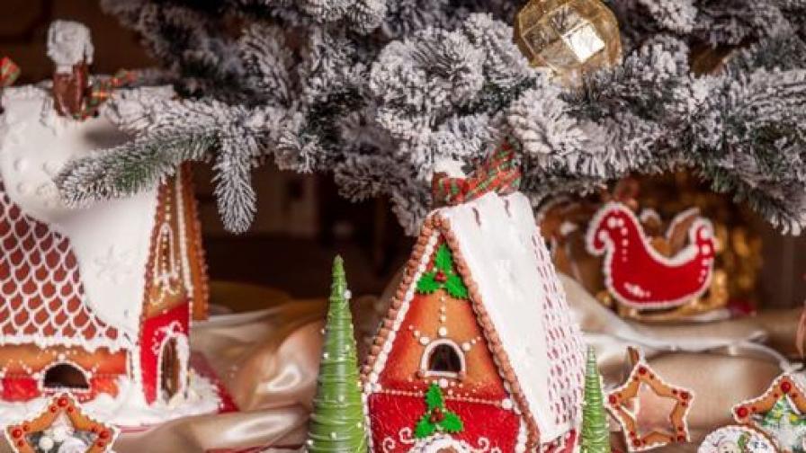 Десерти с дъх на Коледа от Este