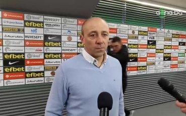 Илиан Илиев: Не съм доволен от завършващия удар в някои моменти