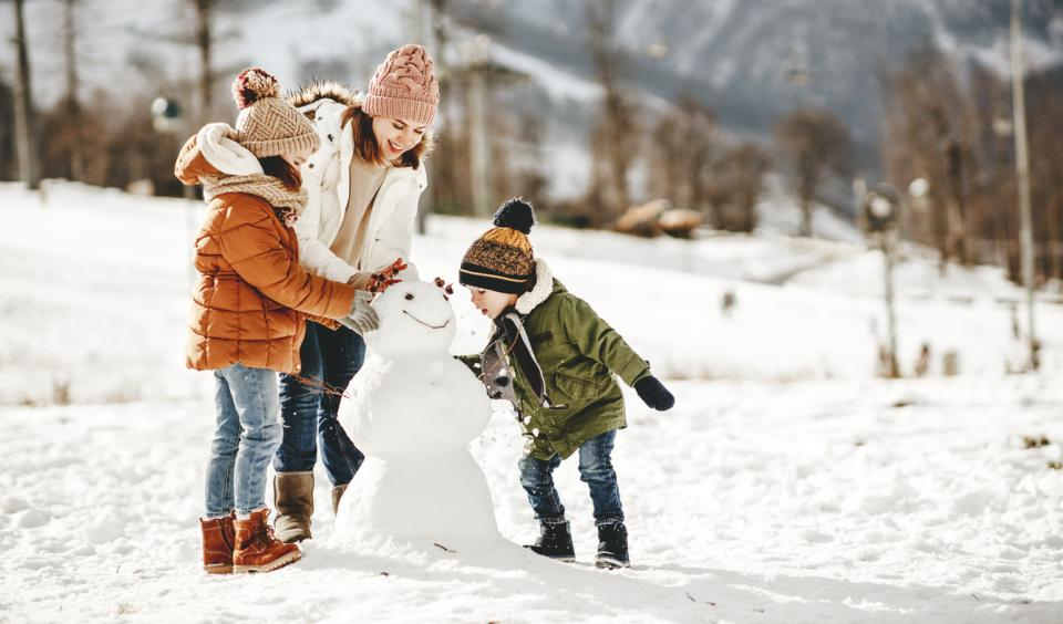 прогноза коледа нова година сняг зима
