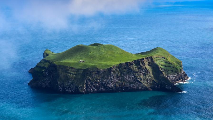 Остров Илирей, Исландия