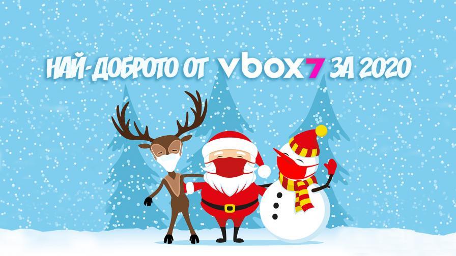 Кое е най-популярното съдържание във Vbox7.com през 2020 г.