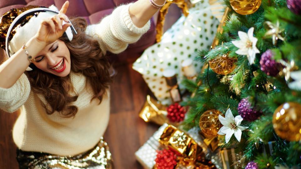 Коледа песен
