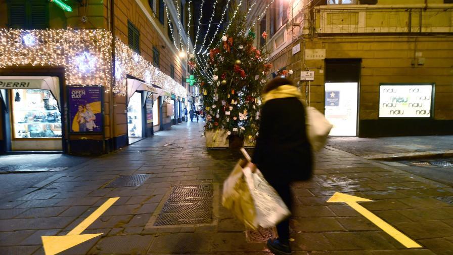 Италия наложи карантина по празниците