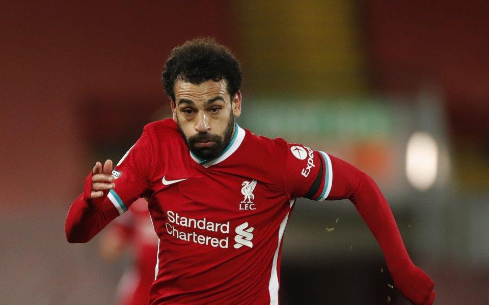 Нападателят на Ливърпул Мохамед Салах заяви, че не изключва възможността