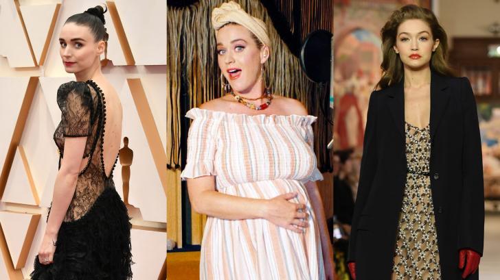 Световните звезди, които станаха майки през 2020