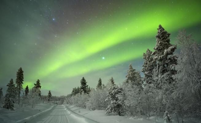 Знаете ли, че Лапландия е в четири държави