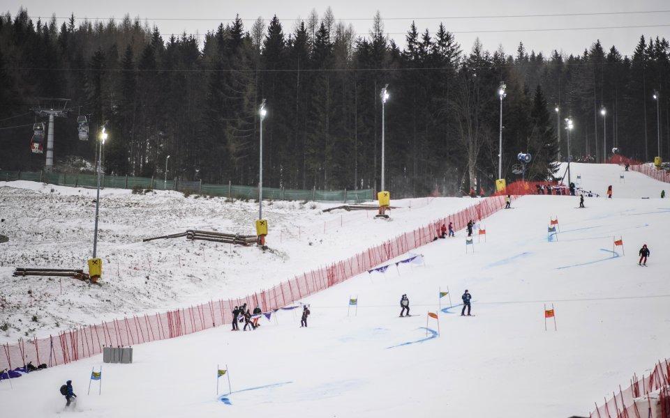 Гигантският слалом от Световната купа по ски алпийски дисциплини за
