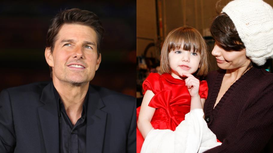 Мистериозните отношения на Том Круз и дъщеря му Сури: да пренебрегнеш детето си заради религията