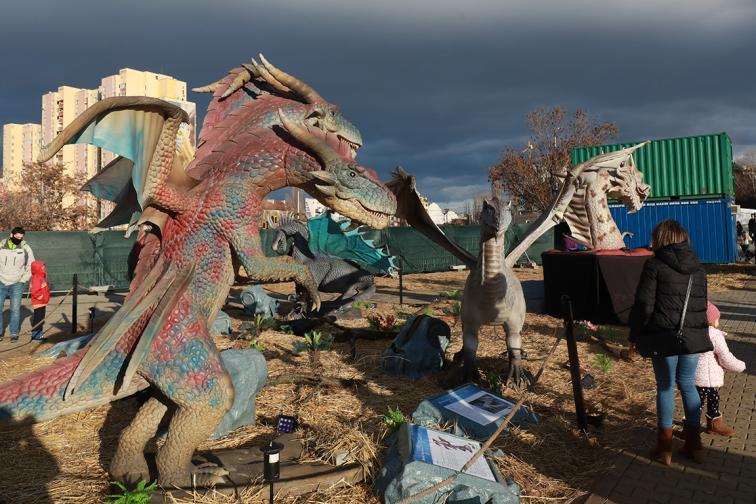 Дракони дракон макет динозаври