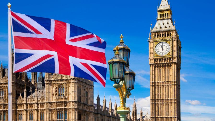 Разпространението на ковид намалява във Великобритания