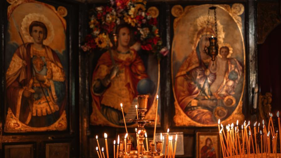 Православната църква почита Свети Силвестър, имен ден имат...