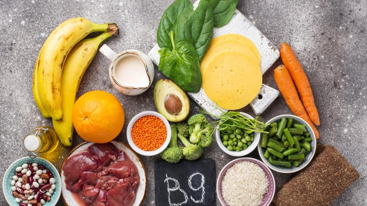 Храните, богати на фолиева киселина, които помагат на всяка бременна