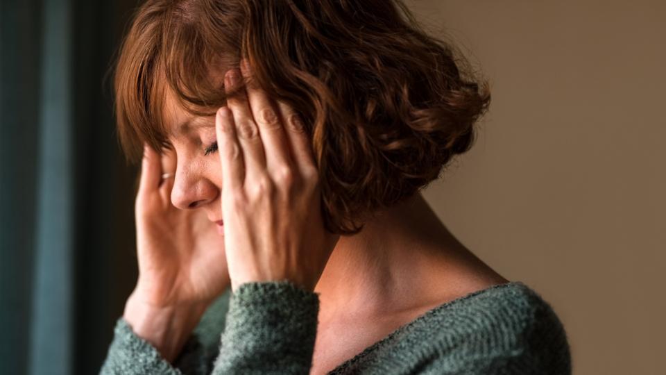 жена стрес здраве