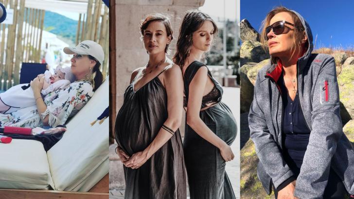Известните жени у нас, които станаха майки и баби през 2020