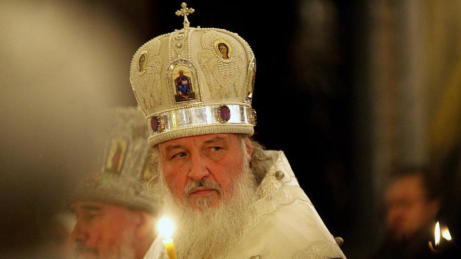 Руският патриарх: Неверието в пандемията е опасно като неверието в Бога