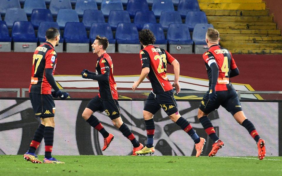 Дженоа се подсилва с нападатели от Серия А и Русия