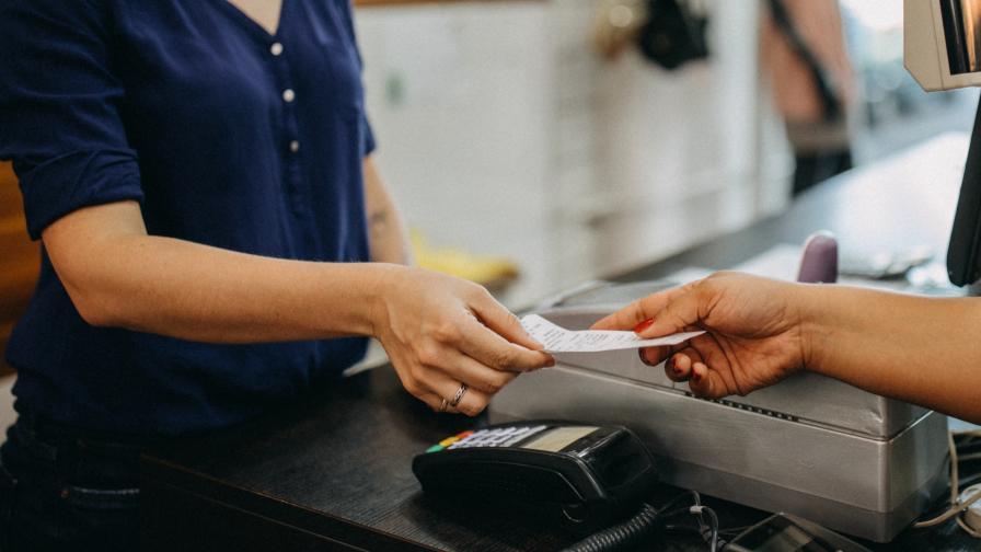Електронни касови бележки ще заместят хартиените, в кои сектори
