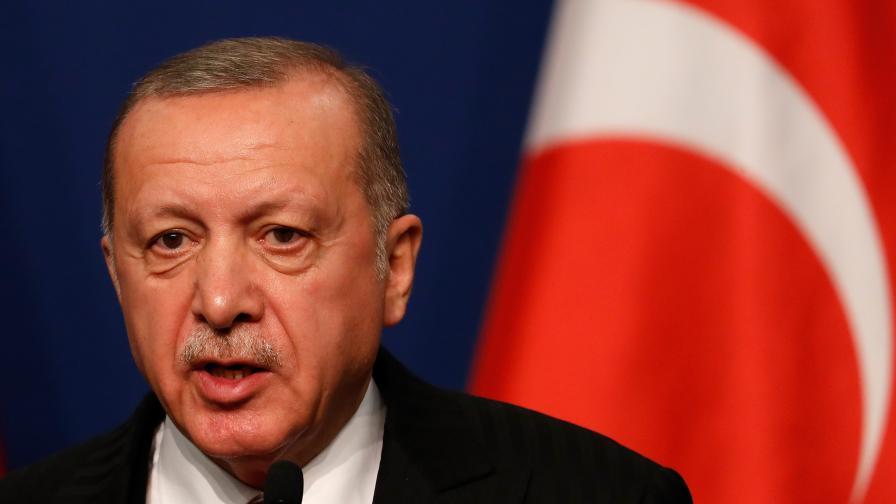 САЩ отговориха на обвиненията, че стоят зад опита за преврат срещу Ердоган