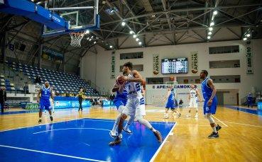 Рилски спортист с лекота се справи с Черноморец