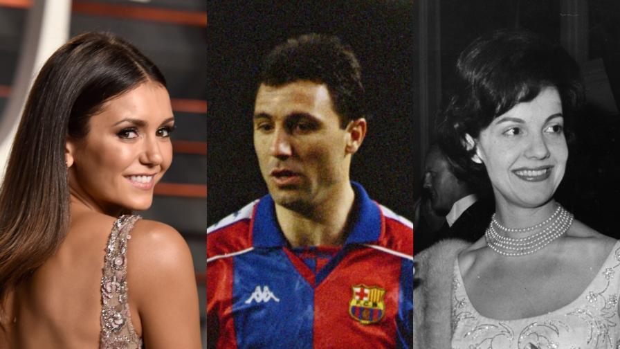 Известни личности, прославили България в света
