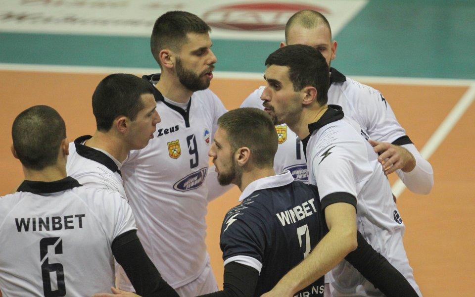 Марек със седми пореден успех, победи и ЦСКА