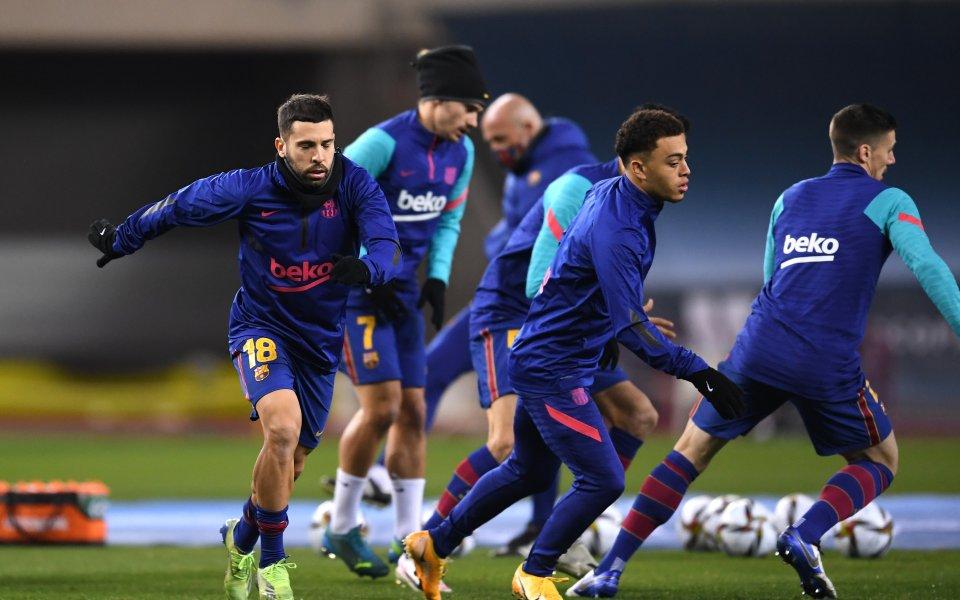 Барселона и Атлетик Билбао се изправят един срещу друг във