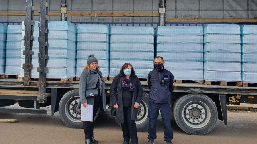 """""""Тимбарк България"""" се включи в подпомагането на бедстващите от земетресението в Хърватска"""