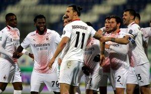 Завърналият се Златан вдъхнови Милан обратно към върха