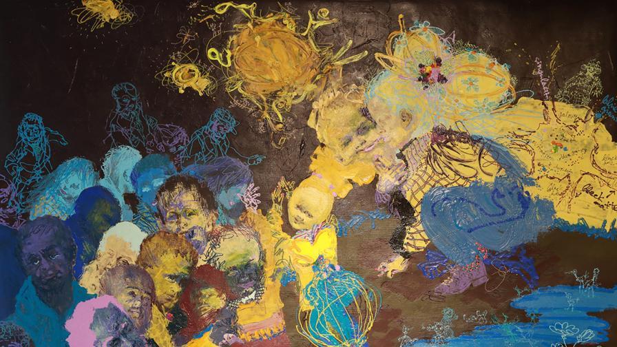 Миграциите на Роберт Баръмов - в студиото на...