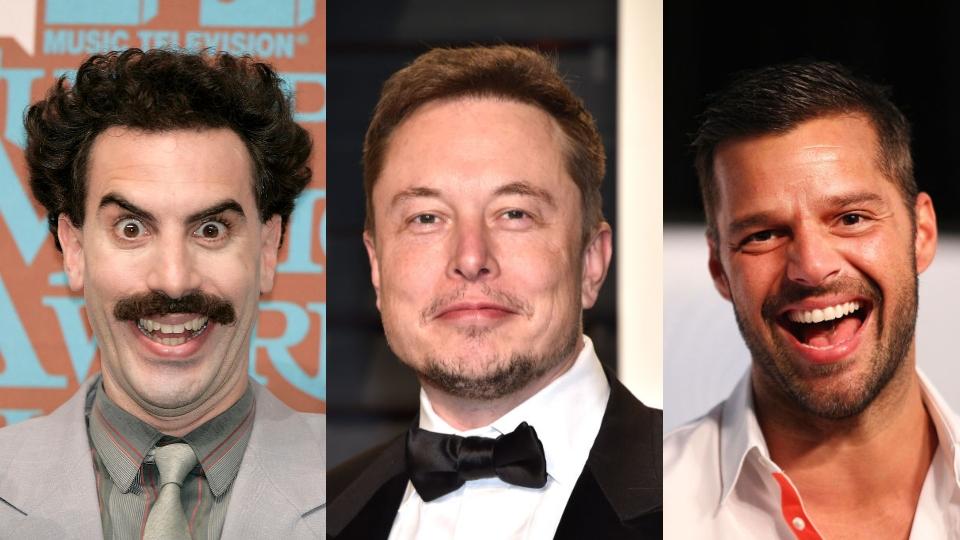 звезди холивуд мъже